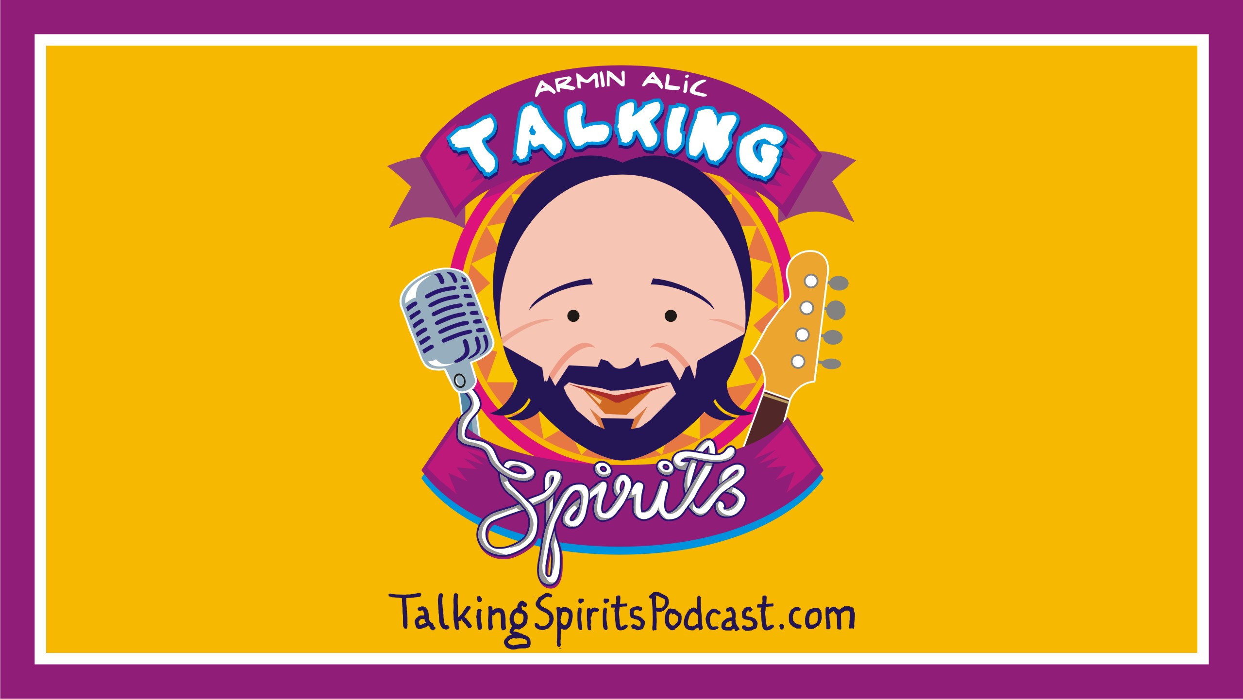 TALKING SPIRITS PODCAST